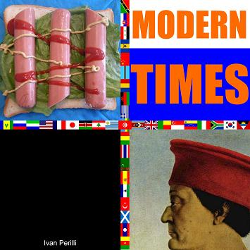 Modern Times front cover